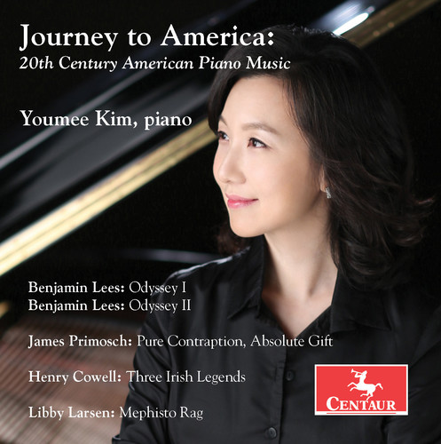 Journey to America: 20th Century American Piano Music