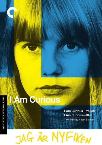 I Am Curious (Yellow) /  I Am Curious (Blue) (Criterion Collection)