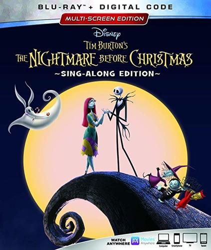 Nightmare Before Christmas [25th Anniversary Edition] [Blu-ray]
