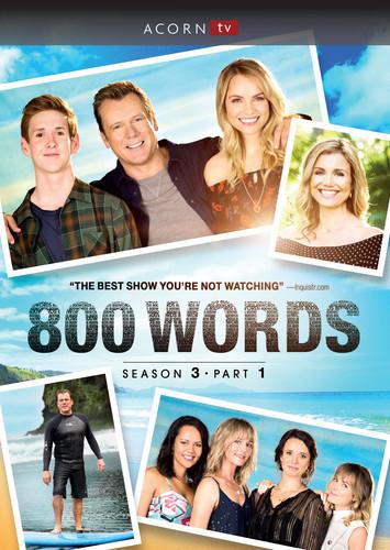 800 Words: Season 3 Part 1
