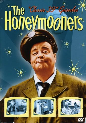 The Honeymooners: Classic 39 Episodes