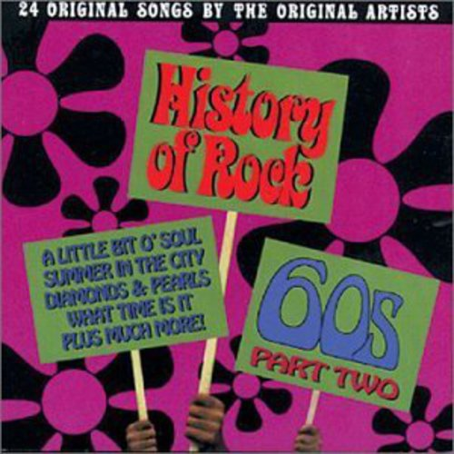 History of Rock 2: 60's /  Various