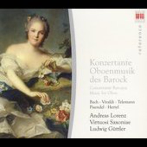 Concertante: Baroque Music for Oboe
