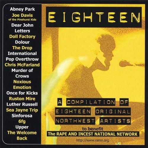 Eighteen NW Bands Benefit /  Various