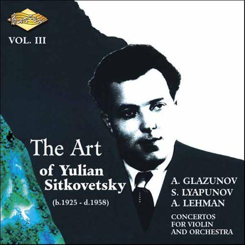 Art of Yulian Sitkovetsky 3