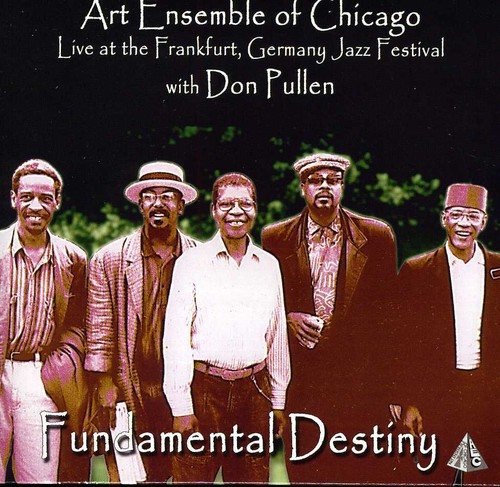 Fundametal Destiny: Live at Frankfurt Germany Jazz
