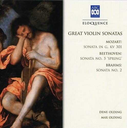 Mozart: VLN Son K301 /  Beethoven: VLN Son in F
