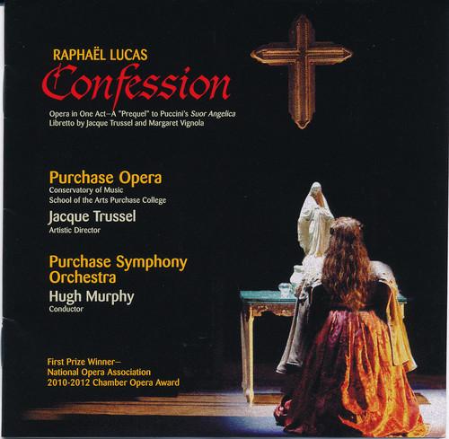 Raphael Lucas: Confession