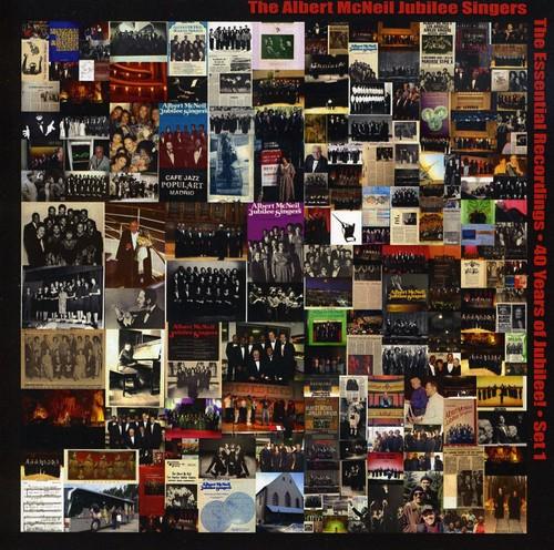 Essential Recordings: 40 Years of Jubilee Set 1