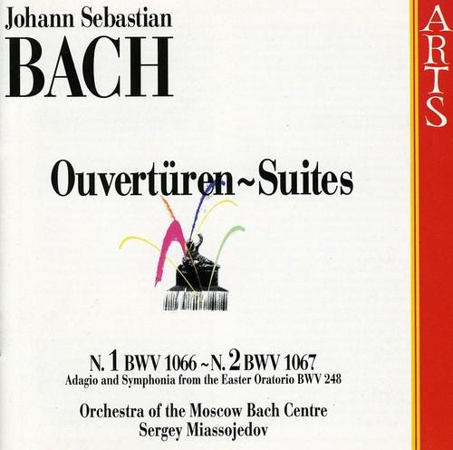 Overtures & Suites 1 & 2