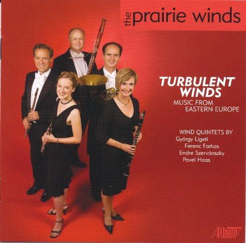 Turbulent Winds
