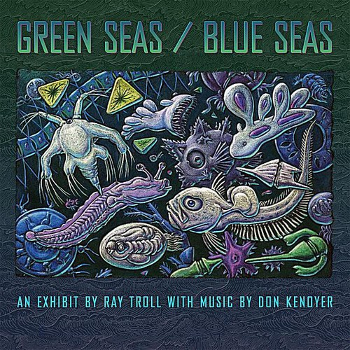 Green Seas/ Blue Seas