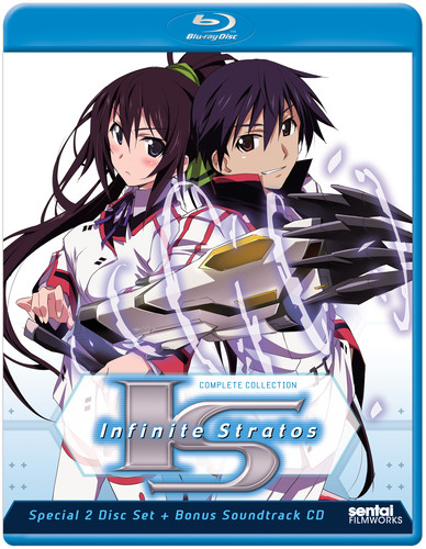 Infinite Stratos Complete Collection