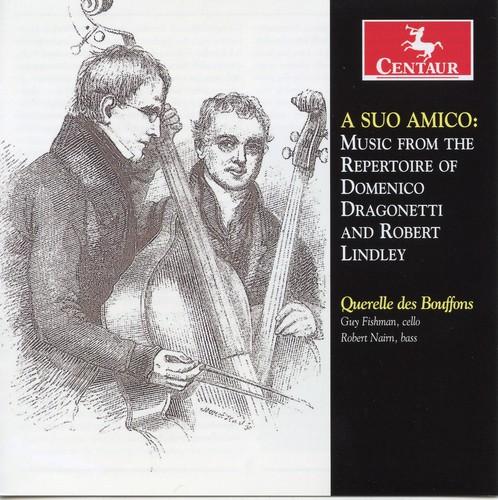 Suo Amico: Music from Repertoire of Domeinco