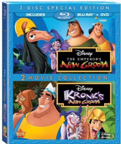 The Emperor's New Groove / Kronk's New Groove