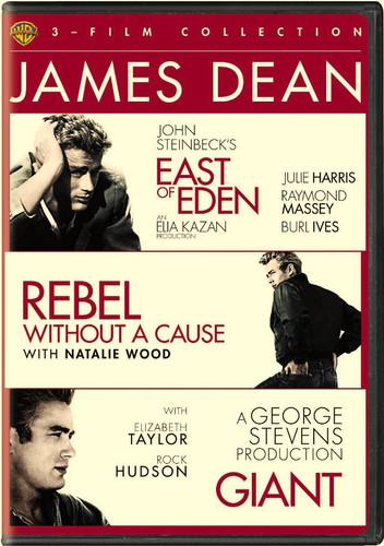 James Dean: 3-Film Collection
