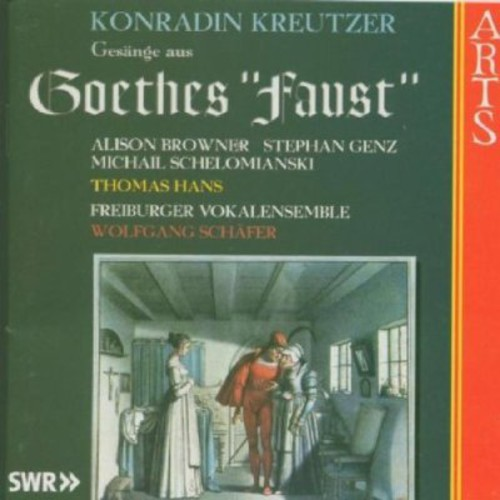 """Songs from """"Faust"""""""