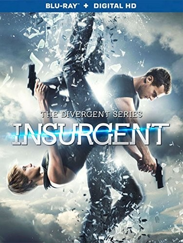 Divergent Series: Insurgent [Blu-ray] [Ultraviolet]