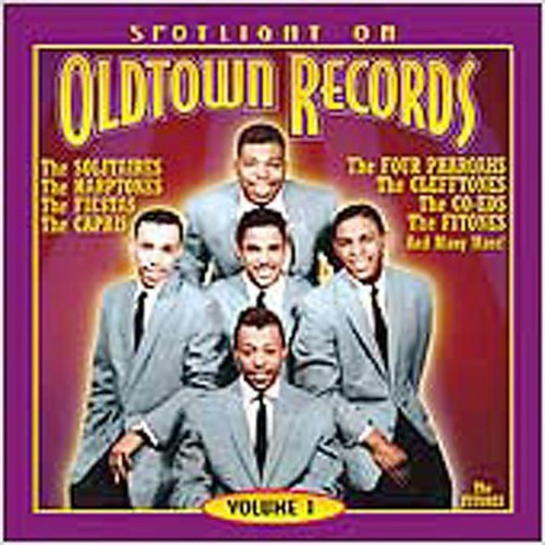 Spotlite On Old Town Records, Vol.1