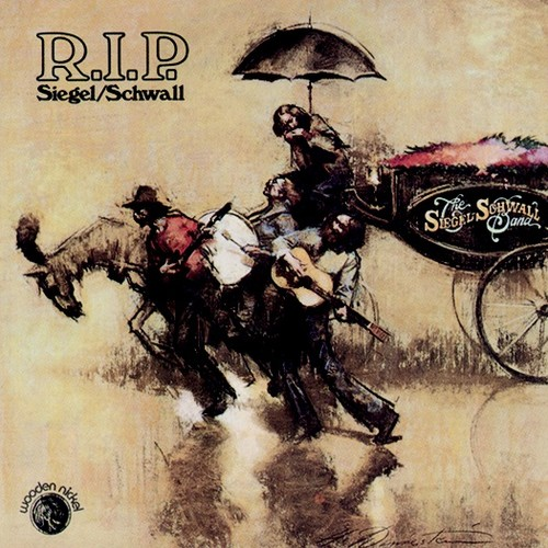 R.i.p. Siegel-schwall (2018 Reissue)