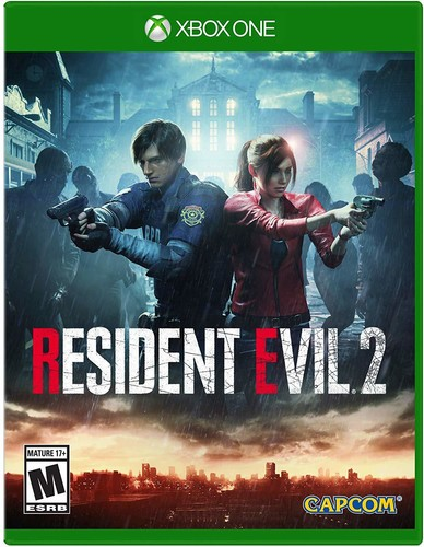 Resident Evil 2 for Xbox One