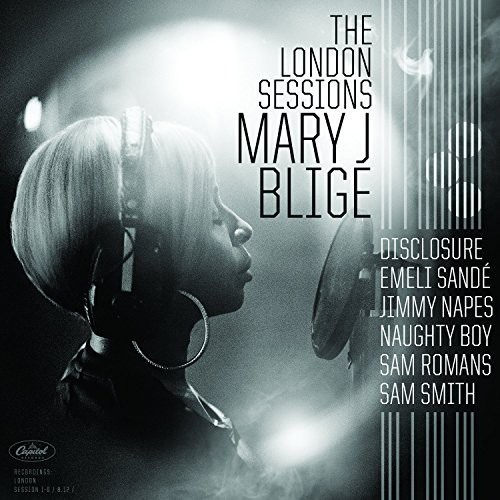 Mary J. Blige-London Sessions