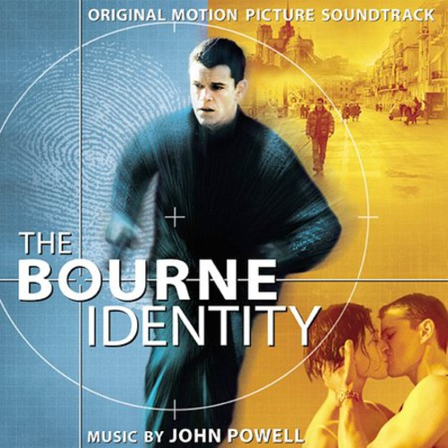 Various Artists-The Bourne Identity (Original Motion Picture Soundtrack)