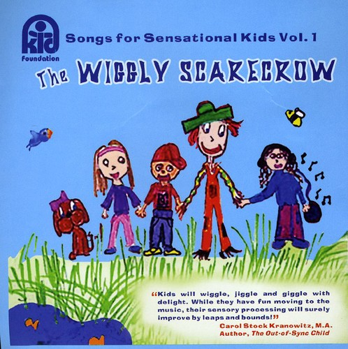 Songs for Sensational Kids 1: Wiggly Scarecrow