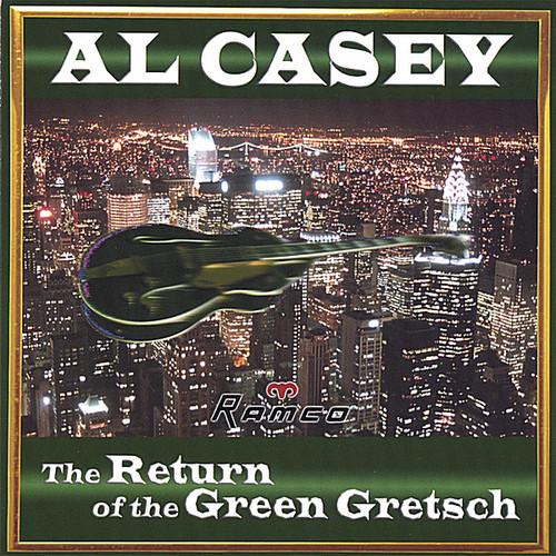 Return of the Green Gretsch