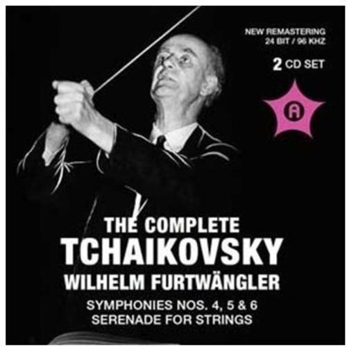 Sinfonien 45 & 6 Serenade