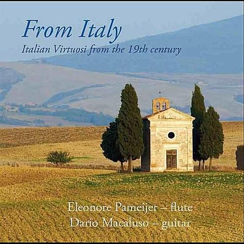 From Italy-Italian Virtuosi from the 19th Century