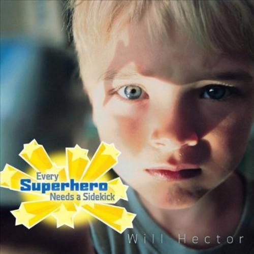 Every Superhero Needs a Sidekick