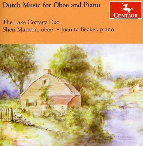 Dutch Music for Oboe & Piano