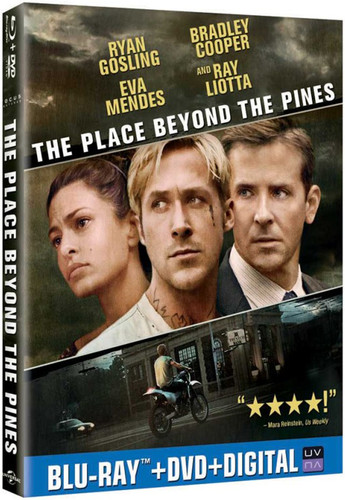 Place Beyond the Pines [2 Discs] [UltraViolet] [Blu-ray/DVD]