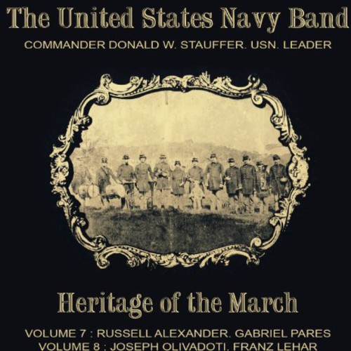 United States Navy Band-Heritage of the March