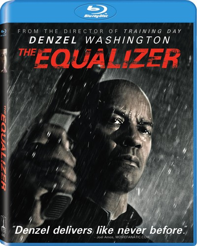 Equalizer [Ultraviolet] [Blu-ray]