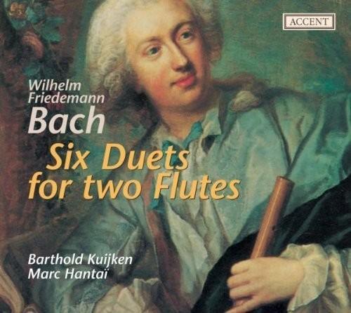 Duets Nos. 1-6 For 2 Flutes