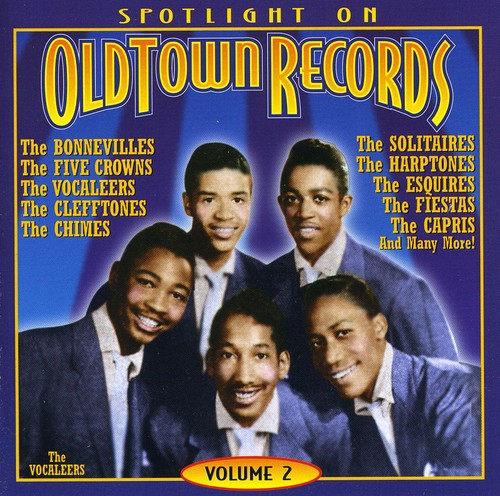 Spotlite On Old Town Records, Vol.2