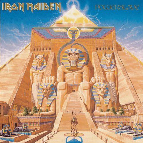 Iron Maiden-Powerslave