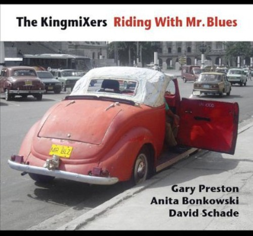 Riding with Mr Blues