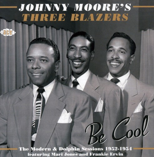Be Cool: The Modern and Dolphin Sessions 1952-1954 [Import]