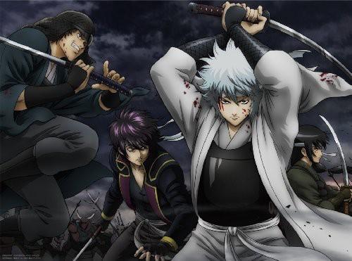 Gintama Jump Anime Tour 2008 & 2005 [Import]