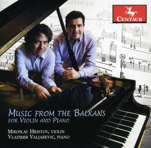 Music from the Balkans for Violin & Piano