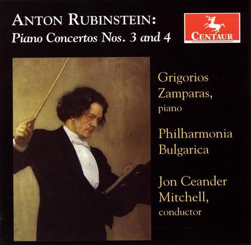 Piano Concerto 3 & 4