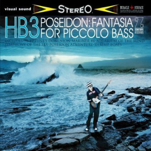 Poseidon: Fantasia for Piccolo Bass