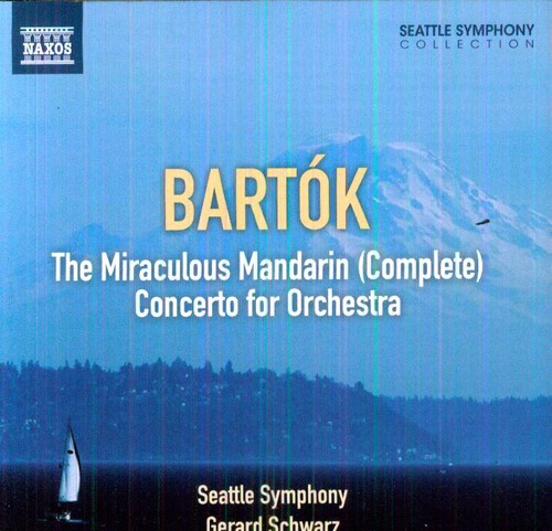 Miraculous Mandarin (Comp) /  Concerto for Orch