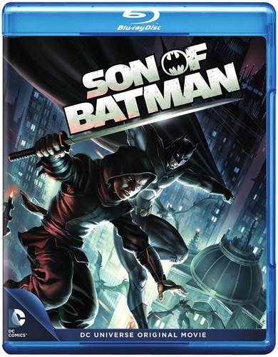 Son of Batman [2 Discs] [UltraViolet] [Blu-ray/DVD]