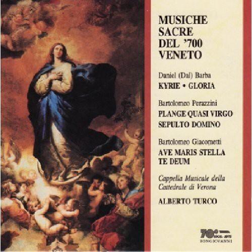 Musiche Sacre Del 700