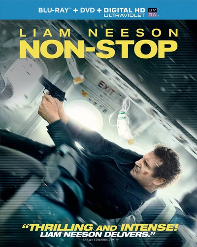 Non-Stop [2 Discs] [UltraViolet] [Blu-ray/DVD]