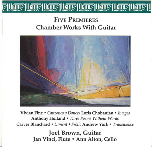 Chamber Works with Guitar